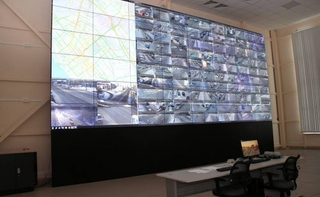 Дорожные камеры в России начали объединять в «Паутину»