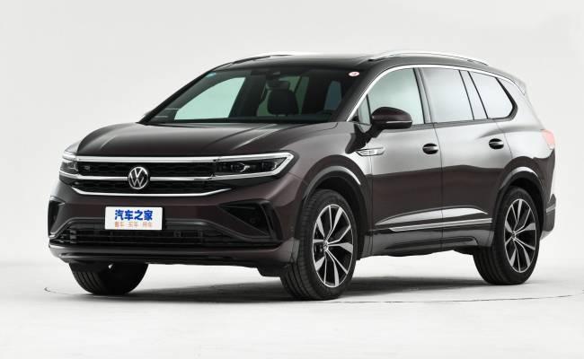 Исполинский кроссовер Volkswagen Talagon начнут производить летом