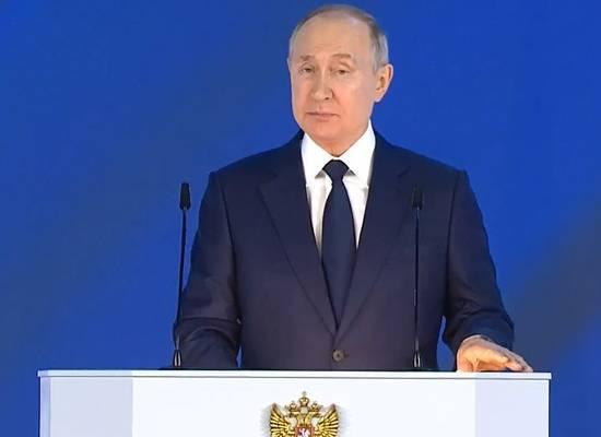 Путин: к 2030 году средняя продолжительность жизни россиян должна составить 78 лет