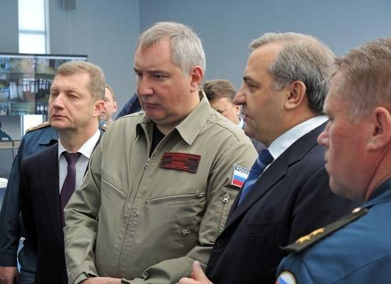Рогозин: Россия готова начать создание новой орбитальной станции сегодня