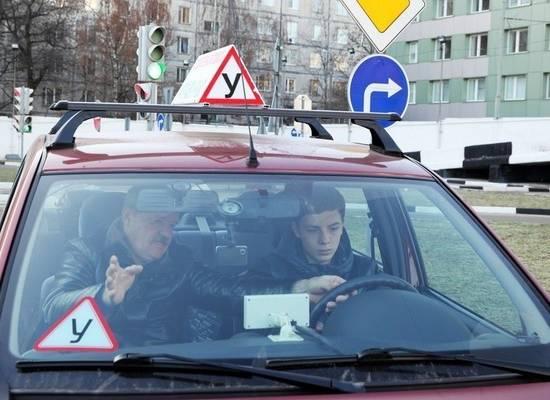 В ГИБДД сделали послабление для будущих водителей, сдавших «площадку»