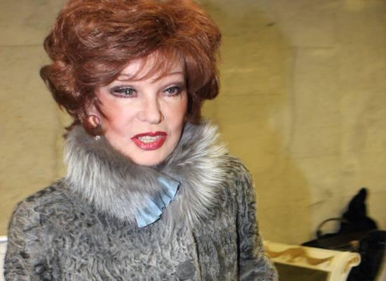 Внучка Гурченко рассказала о пропаже драгоценностей актрисы