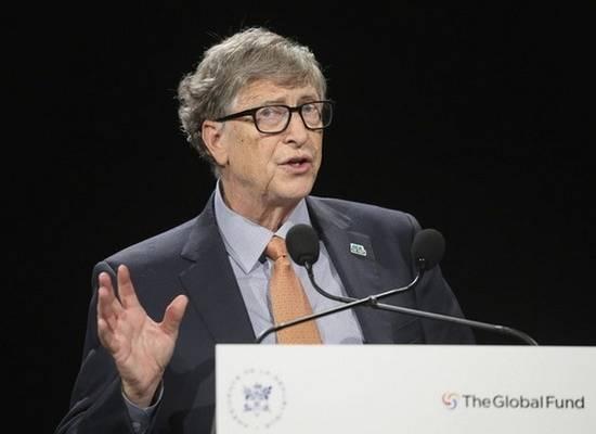 Дочь Билла Гейтса высказалась о разводе родителей