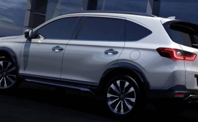 Honda показала семиместный кроссовер для небогатых стран