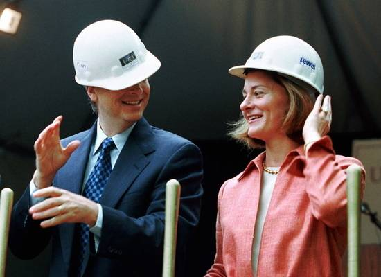 Причины развода Билла и Мелинды Гейтс нашлись в тяжелом прошлом