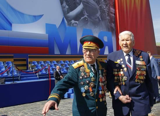 Названо число живых участников войны в России и странах СНГ