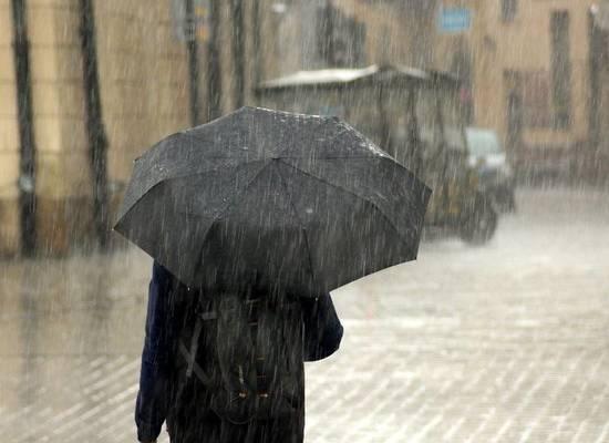 8 мая стало самым мокрым днем месяца за всю историю метеонаблюдений