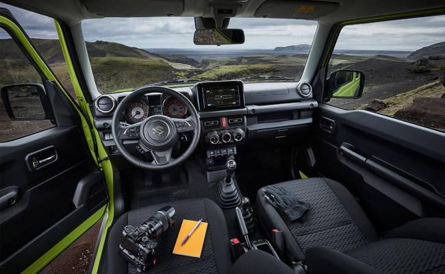Появились новые подробности о пятидверном Suzuki Jimny