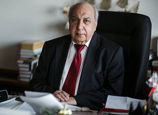 Академик Чубарьян нашел огромный пробел в изучении истории в колледжах
