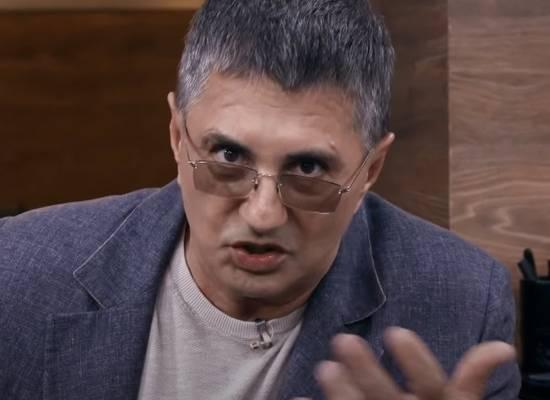 Доктор Мясников назвал неожиданный симптом инсульта, связанный с глазами