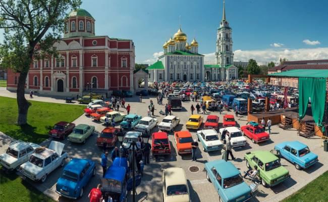 Автоспорт в Туле: анонс на 12 июня