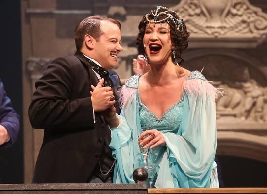 Безруков оценил игру Бузовой в театре: «Хорошо, что Станиславский не дожил»
