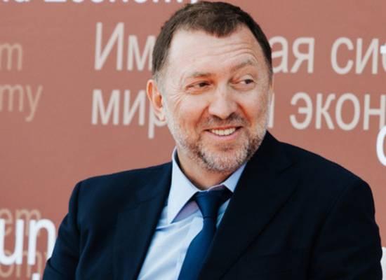 """Дерипаска назвал """"безумием"""" повышение ключевой ставки ЦБ"""