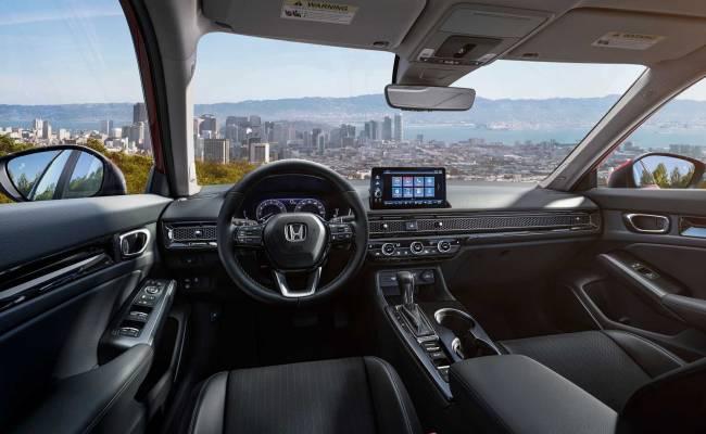 Honda опубликовала тизер хэтчбека Civic нового поколения