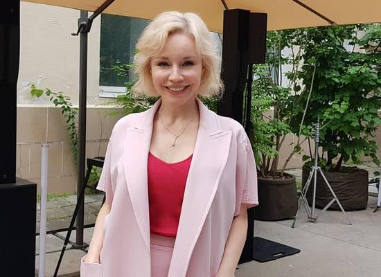 Марина Зудина высказалась о рождении внучки - дочери Павла Табакова