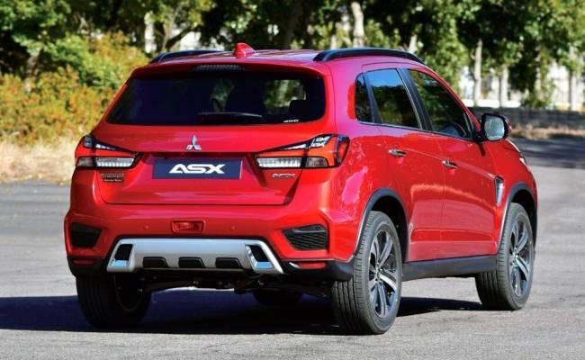 Обновленный кроссовер Mitsubishi ASX в наличии в Иркутске!