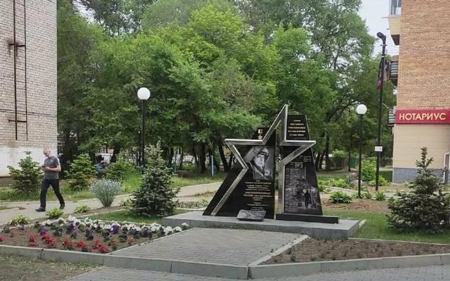 Кого задержали за осквернение памятника Герою России в Приморье?