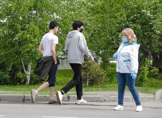 Ограничительные меры в Москве продлены до 29 июня