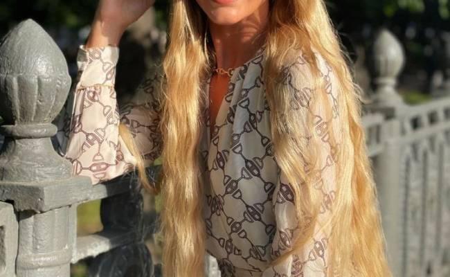Ольга Бузова стала блондинкой