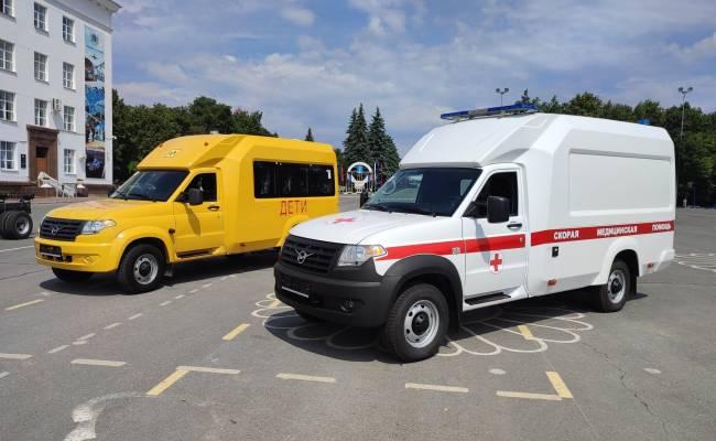 УАЗ отгрузит по крупному госконтракту 700 спецавтомобилей