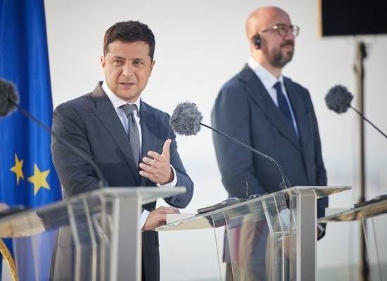 Команда президента Украины обратилась к Китаю из-за «Северного потока-2»