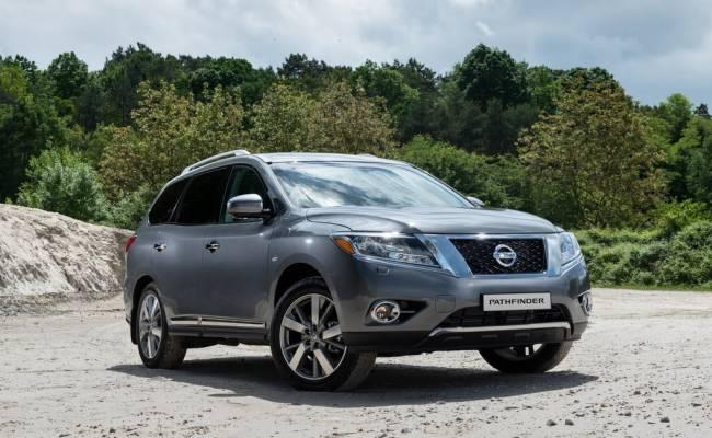 Новый Pathfinder появился на российском сайте Nissan