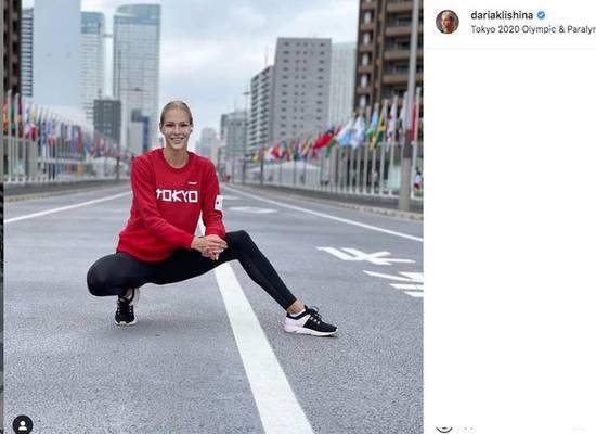Клишина из-за травмы не смогла выйти в финал Олимпийского турнира