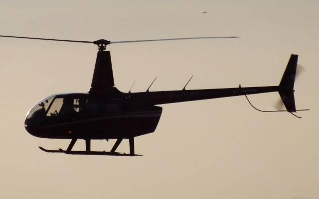 Четыре человека погибли при крушении вертолета в Калифорнии