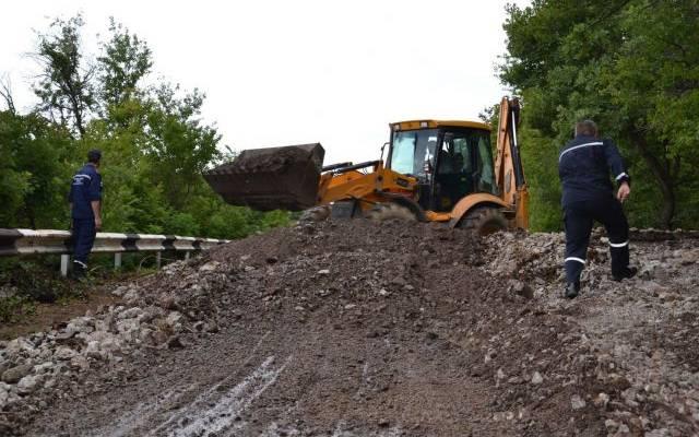 Селевой поток заблокировал 180 человек в Кабардино-Балкарии