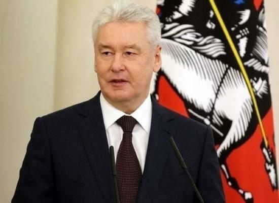 Собянин сообщил, что Москва недосчиталась более 600 млрд рублей из-за пандемии