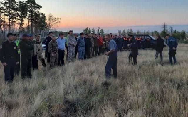В Челябинской области нашли живым пропавшего шестилетнего ребенка