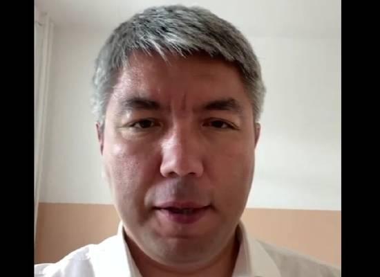 Дважды вакцинированный глава Бурятии Цыденов заразился коронавирусом