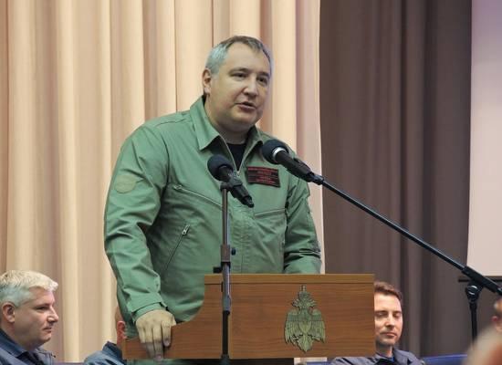 """Рогозин ответил казахскому бизнесмену, отказавшемуся отдавать """"Буран"""""""