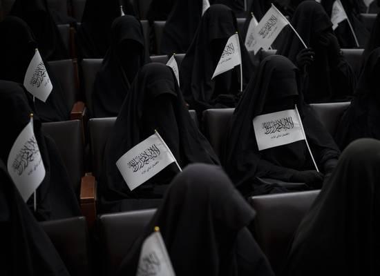Талибы разрешили женщинам учиться: но есть нюансы