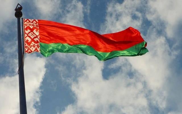 Белорусский пограничный знак с гербом обстреляли с территории Украины