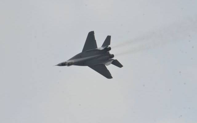 Что называют основной версией катастрофы МиГ-29 на полигоне Ашулук?