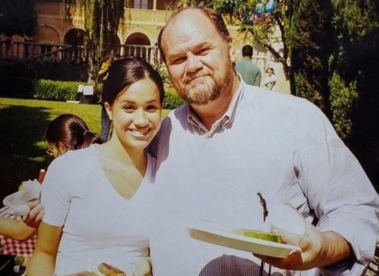 Отец Меган Маркл обрушился с разоблачениями на дочь и принца Гарри