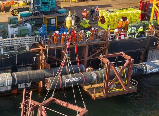 Игры вокруг «Северного потока-2»: Европа долго будет зависеть от российского газа