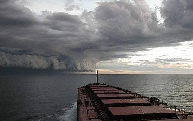 В Атлантическом океане сформировался тропический шторм «Роуз»