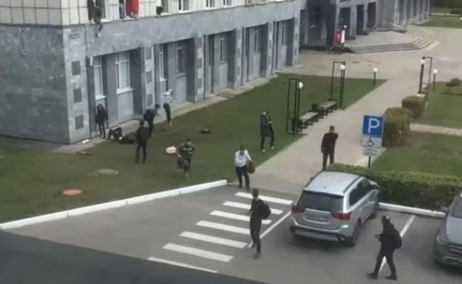 Четверо пострадавших при стрельбе пермском вузе находятся на ИВЛ