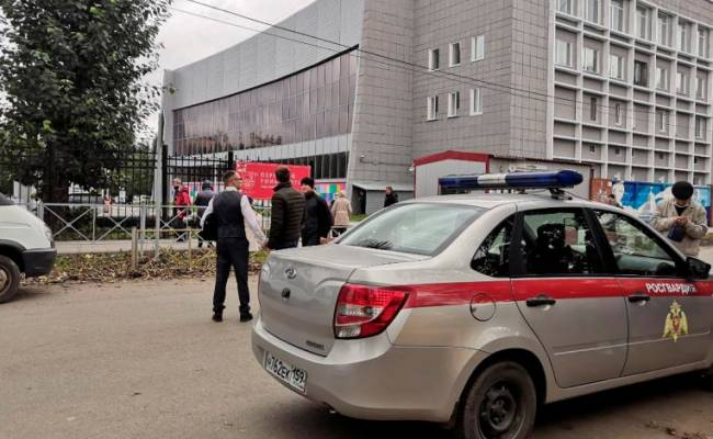 Список погибших и пострадавших в Пермском университете