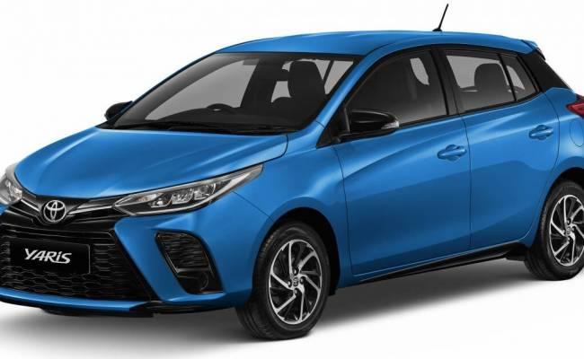 Toyota обновила Yaris для развивающихся стран и показала кросс-версию X-Urban