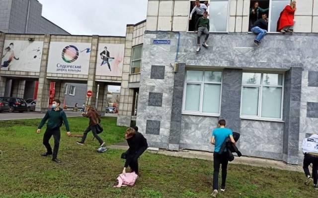Что известно о состоянии студента, устроившего стрельбу в Перми?