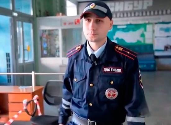 Обезвредивший «пермского стрелка» Константин Калинин досрочно стал лейтенантом