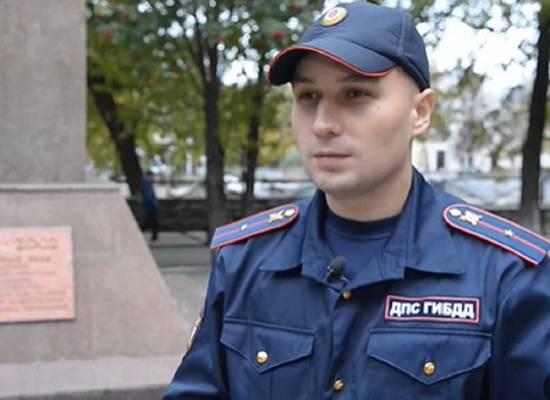 Обезвредивший «пермского стрелка» Константин Калинин награжден орденом Мужества