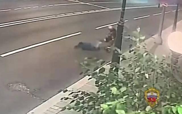 В Москве пенсионерка смогла отбить свою сумку у 22-летнего грабителя