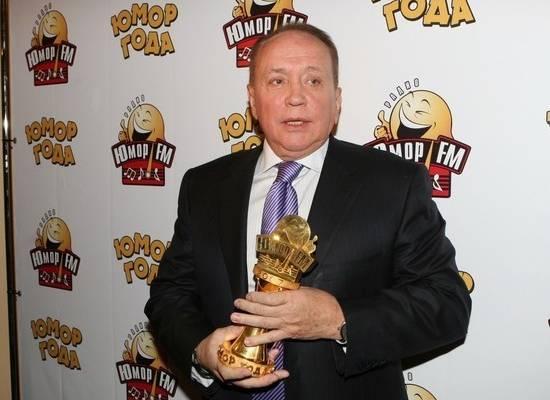 Александр Масляков награжден орденом «За заслуги перед Отечеством» I степени