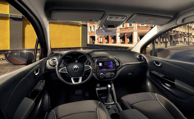 Анонсирована новая спецверсия Renault Kaptur