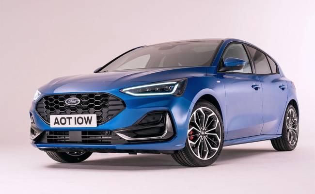 Ford Focus подвергли рестайлингу