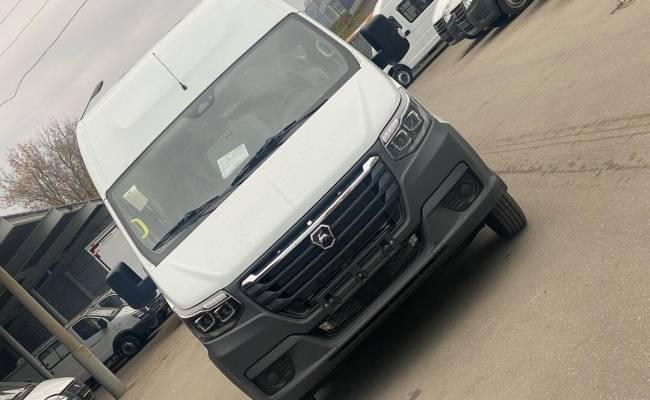 ГАЗель NN теперь выпускают и в виде микроавтобуса